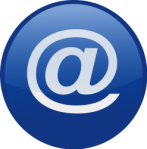 email-blue